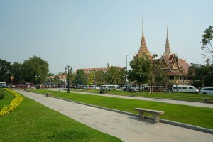 City Court House in Phnom Penh