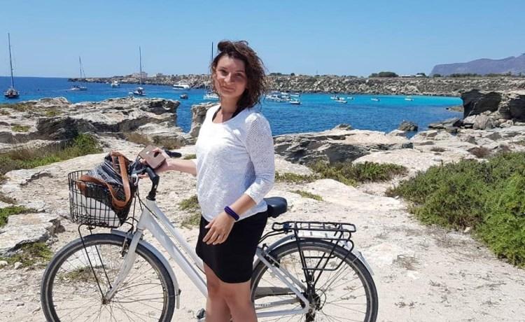 Favignana biciklom