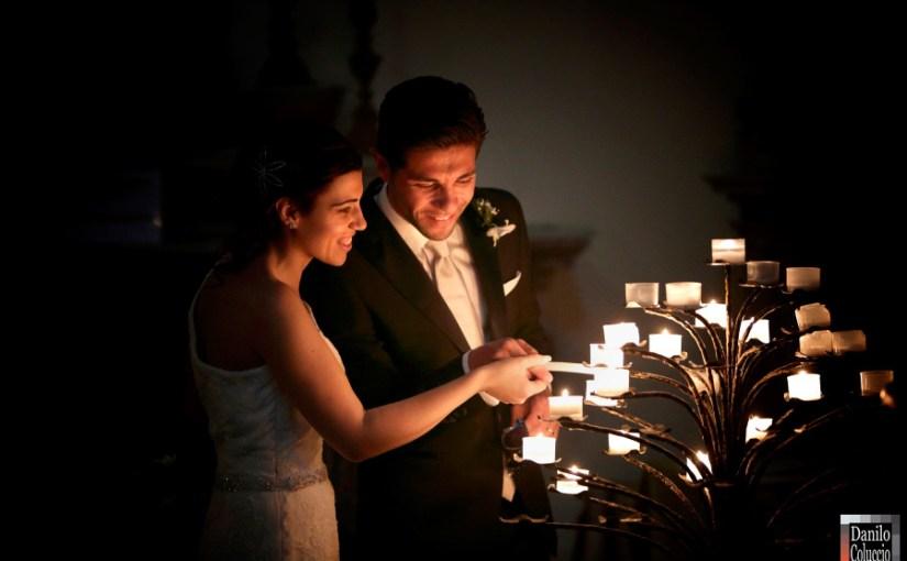 MATRIMONIO IN VETRINA: VITALIANO & NICOLETTA