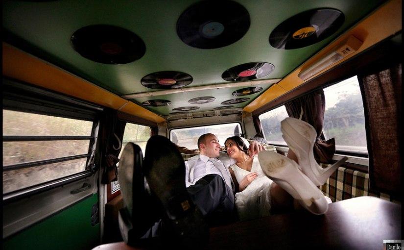 MATRIMONIO IN VETRINA: MARIAGRAZIA E SALVATORE