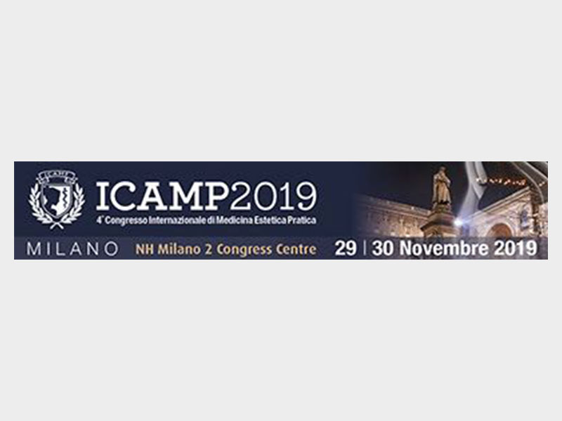 Congresso ICAMP 2019 . Milano, 29-30 Novembre 2019