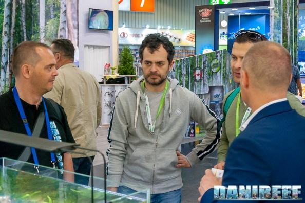 Matteo e Francesco Blasilli di Iquitos con Davide Robustelli e DaniReef