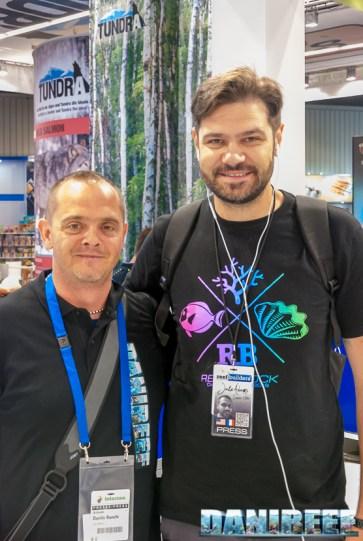 DaniReef e Jake Adams di ReefBuilders