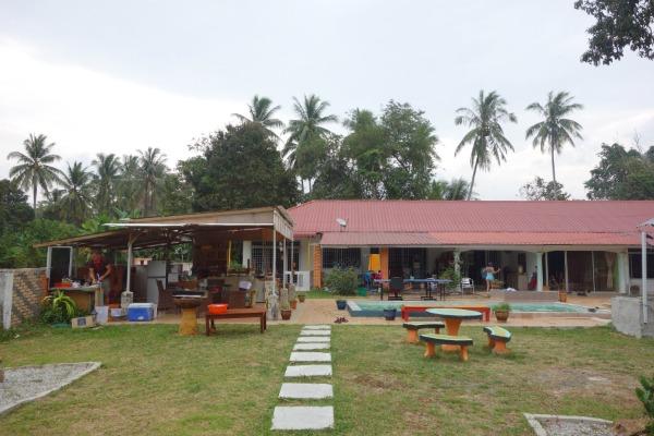 Sleepy Hollow Villa på Langkawi i Malaysia