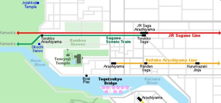 JR Sagano Line