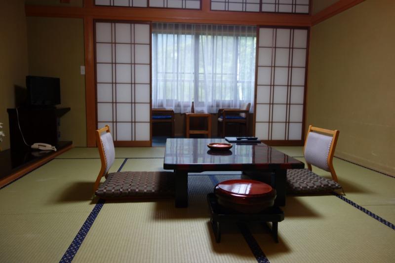 Japansk Tatami værelse
