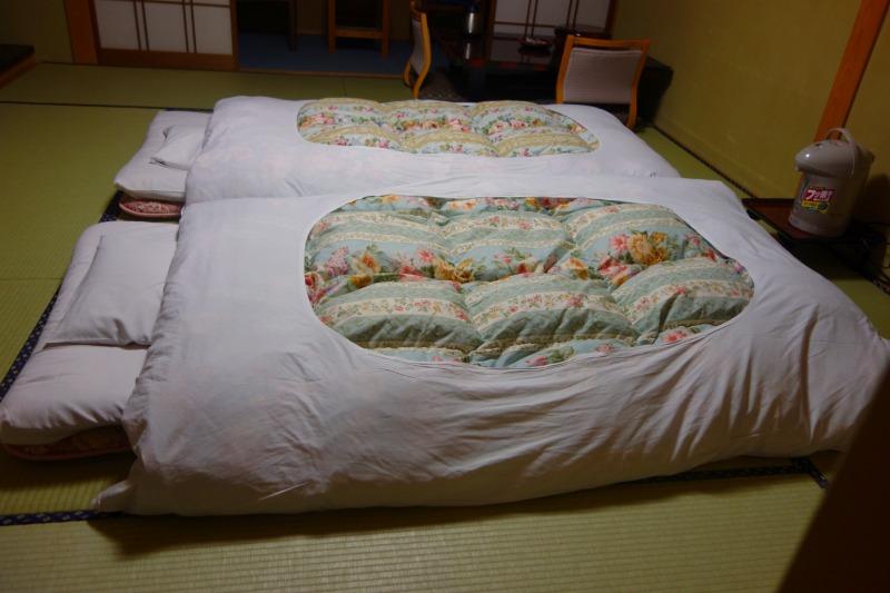 Futonsenge i Tatami stil