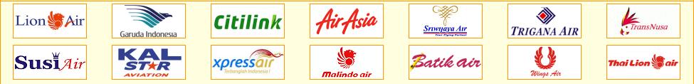 Indenrigsfly i Indonesien