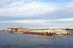 Papirøen og Operahuset