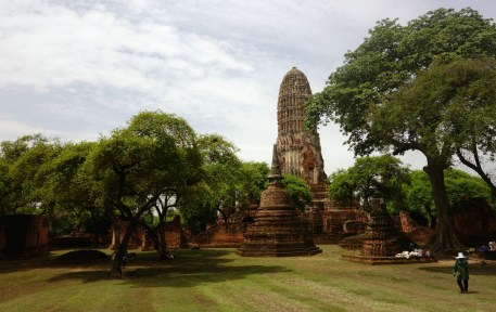 Temples in the City of Ayutthaya