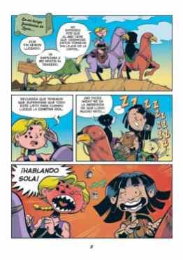 Little Renna y la fuente mágica - pag 3