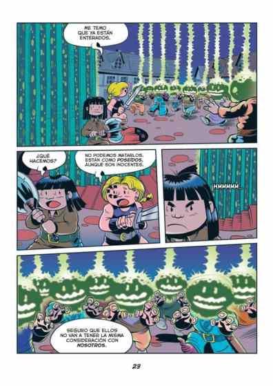 Little Renna y la fuente mágica - página 23