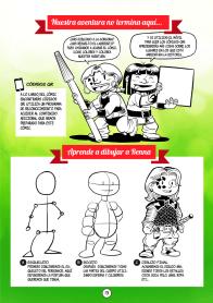 Página 13: Little Renna y el desafío de la gorgona