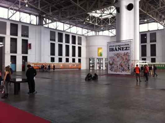 Megaexposición dedicada a Ibáñez