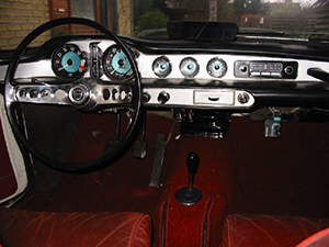 1961 73 Volvo P1800 History By Dan Jedlicka