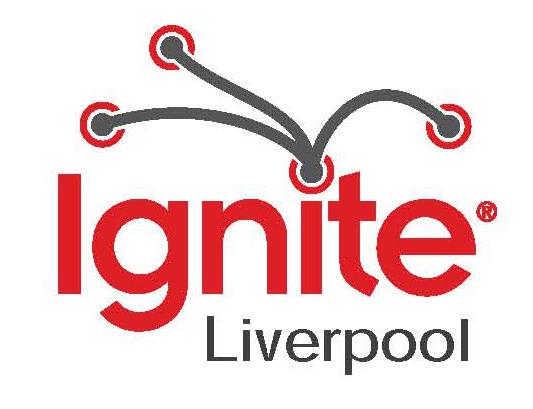 Ignite Liverpool logo
