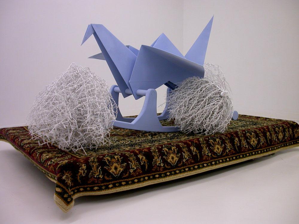 Rocking Crane