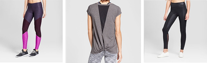 athleisure for moms