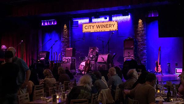 music at city winery atlanta