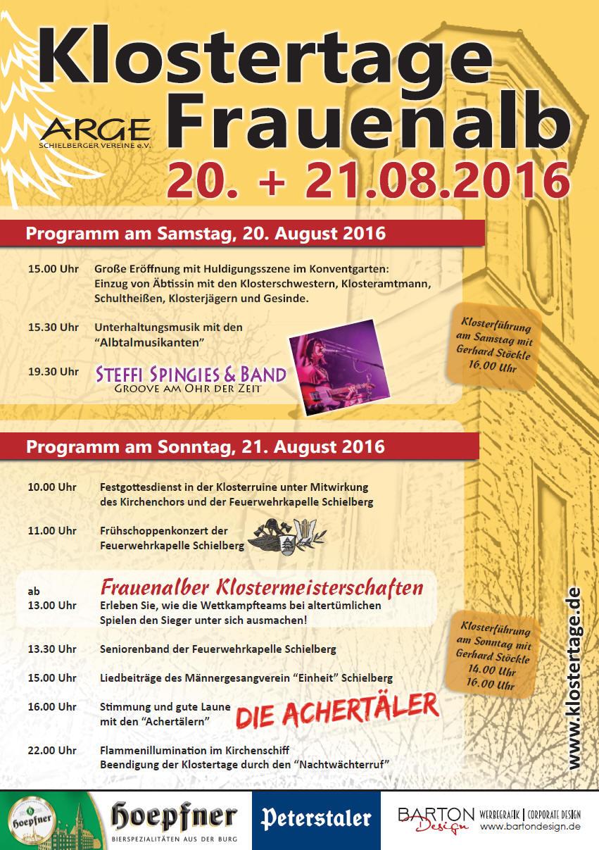 flyer klosterfest 2016