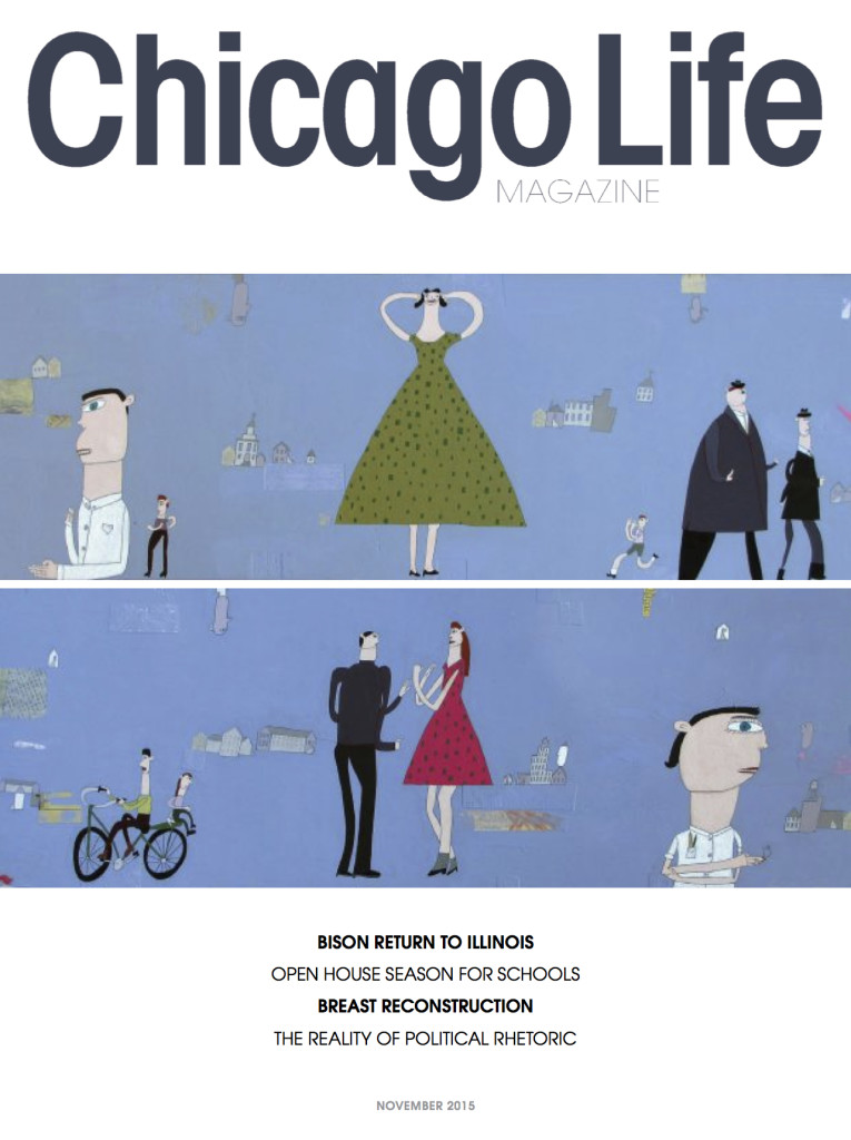 Chicago Life 2015 Cover
