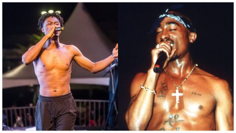 Tupac will resurrect to do collaboration with Kwasi Arthur _Efia Of.