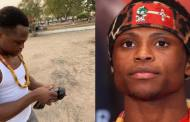 """I'm going to make sure some individuals at the Ministry of Sports go to jail"""" Isaac Dogboe"""