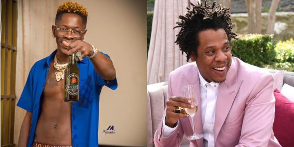 Shatta Wale explains why Jay-Z is his role model