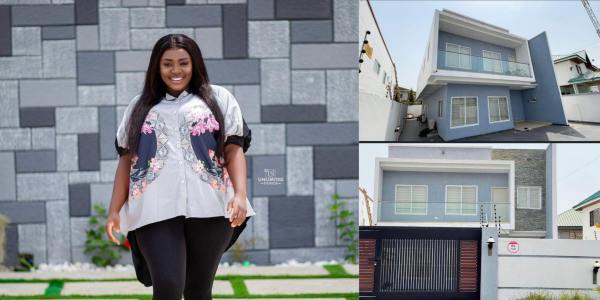 Tracey Boakye's East Legon mansion put up for rent