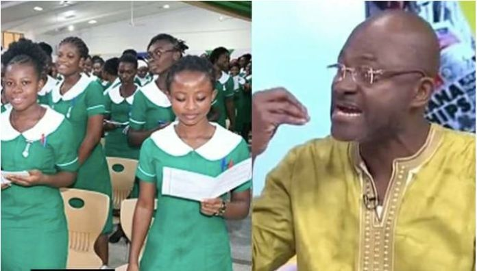 Ghanaian nurses at gov't hospitals don't respect patients – Hon Kennedy Agyapong fumes