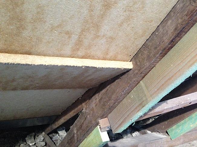 Extrem Projekt: Dachbodenausbau – Nachträgliche Unterpannbahn | Dann BT38