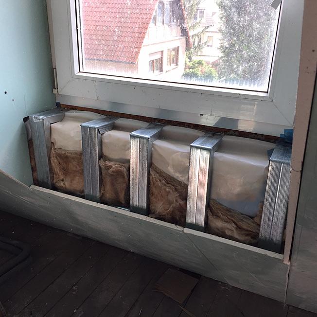 Fensterbank dann wollen wir mal - Fensterbrett innen holz ...