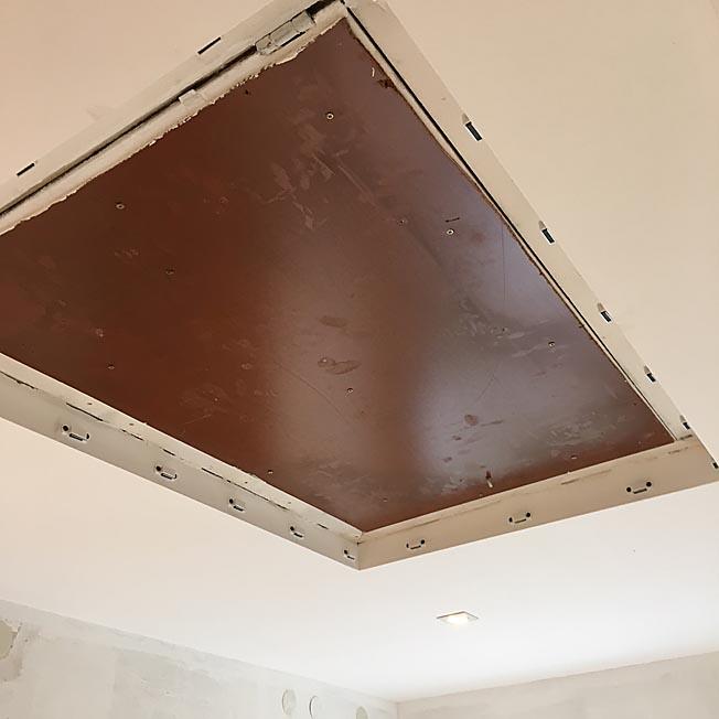 Dachbodentreppe Verkleiden Dann Wollen Wir Mal