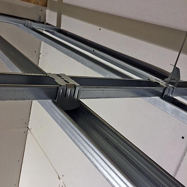 Decke Abhängen Rigips Unterkonstruktion. Decke Abh Ngen