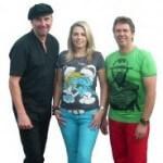 Danny & Nicki mit Schlagzeuger