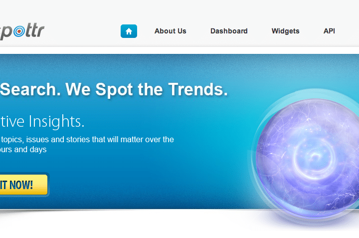 TrendSpottr and the Potential for Predictive Influence