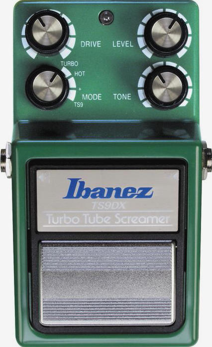 Ibanez Urbo Tube Screamer Ts9dx