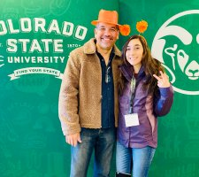 College trip to Colorado State 1