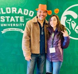 College trip to Colorado State 8
