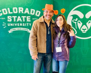 College trip to Colorado State 9