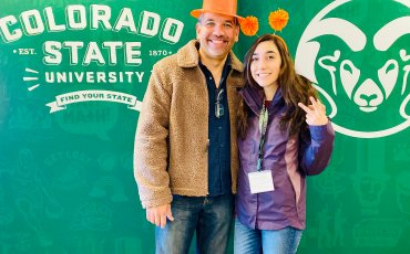 College trip to Colorado State 4