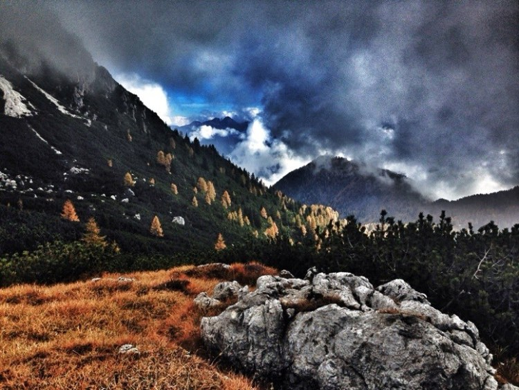 Part II – Dolomite Dreaming: Fog and Friends (Giorgio e Marinella)