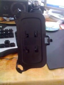 iPhone Holder Back Plate