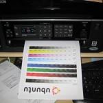 Ubuntu Test Print