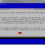 Mail Server Configuration Details