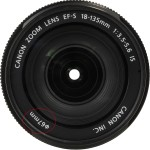Canon 18-135mm IS