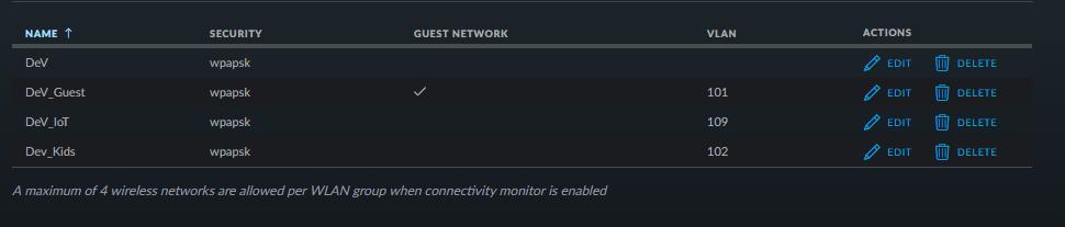 Individual WiFi SSID Scheduling   Dan on IoT