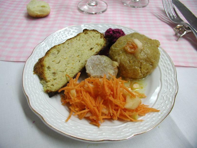 Mis Raices - gefilte fish