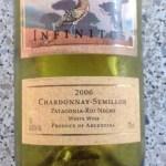 infinitus semillon chardonnay