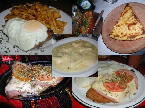 porteno food heritage